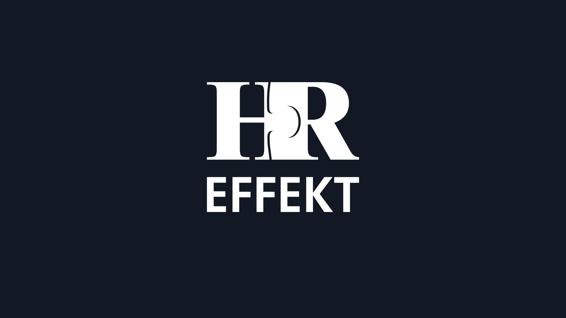 HR EFFEKT varumärke