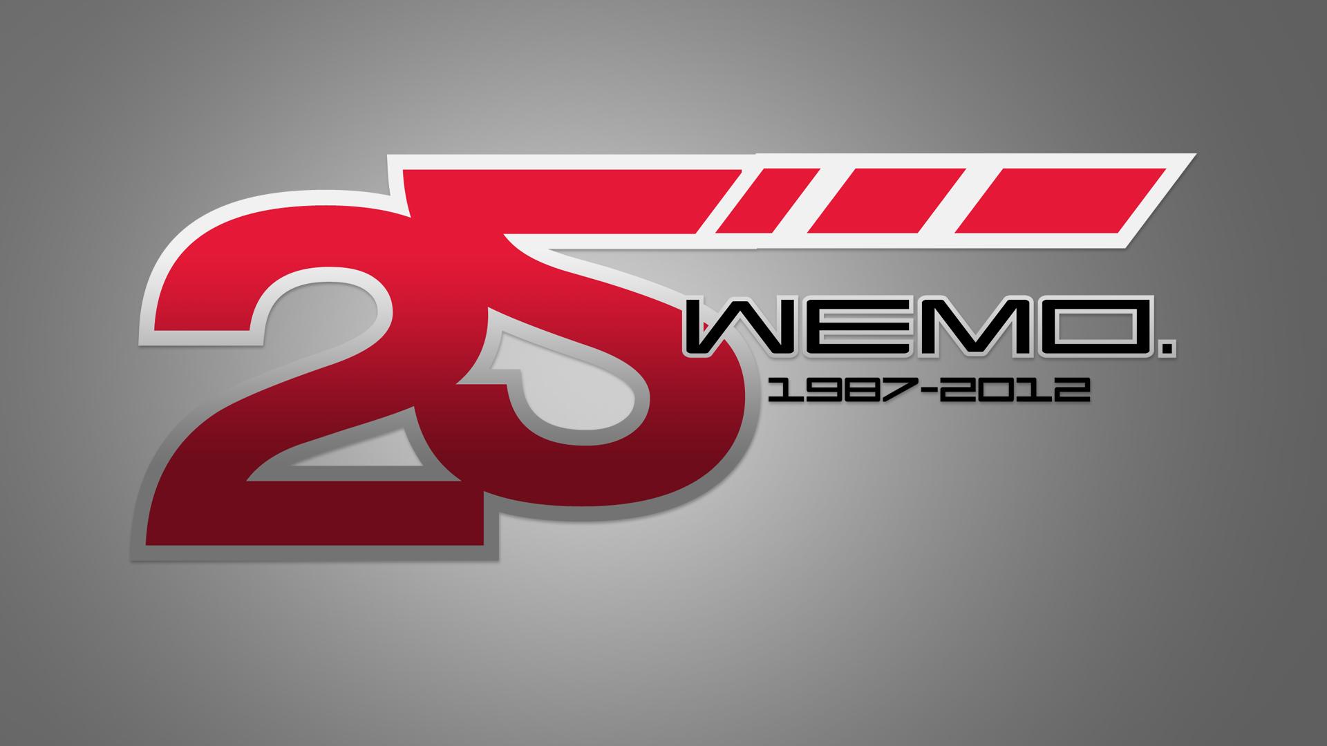 WEMO 25 år