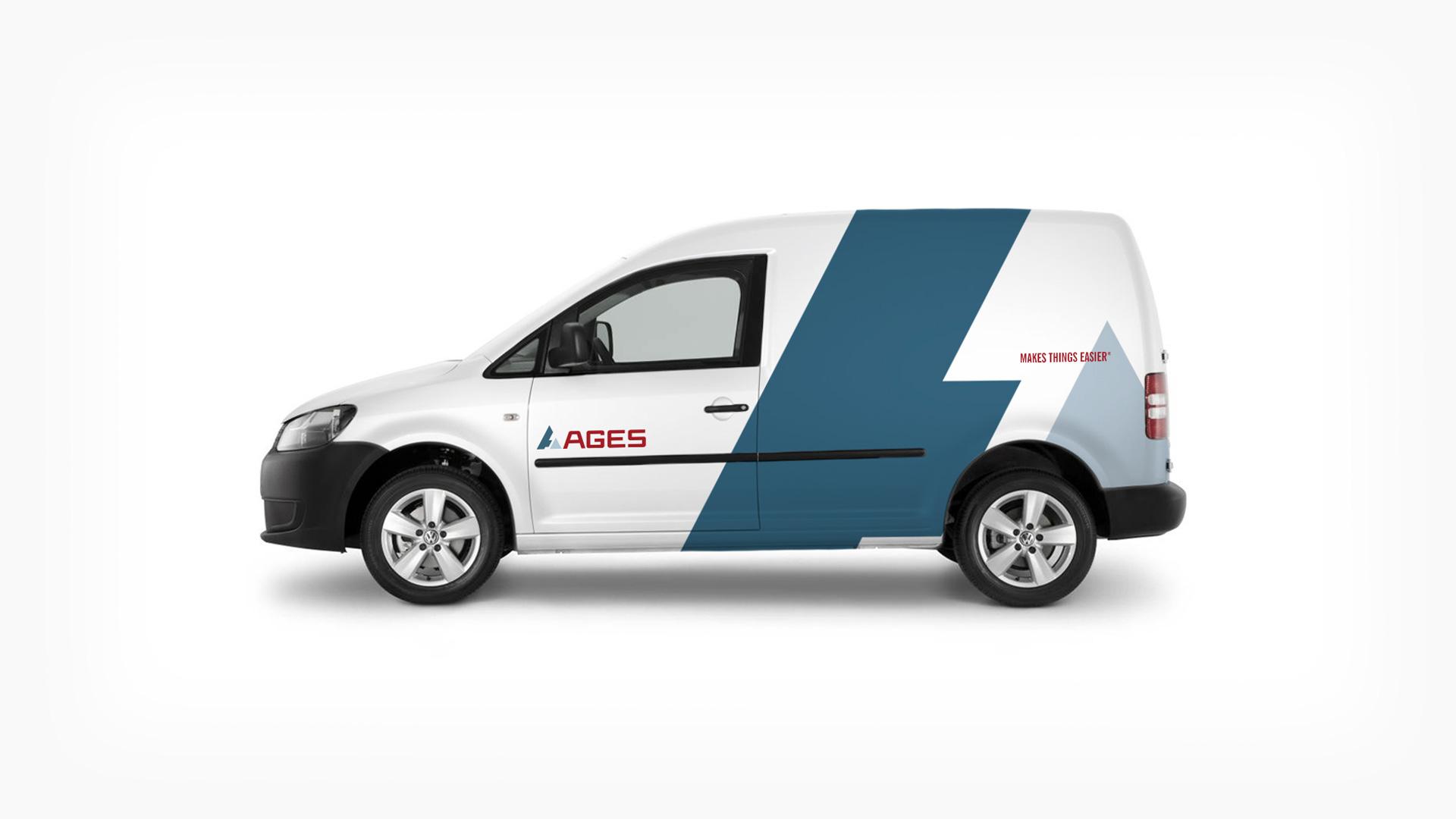 AGES Servicebil