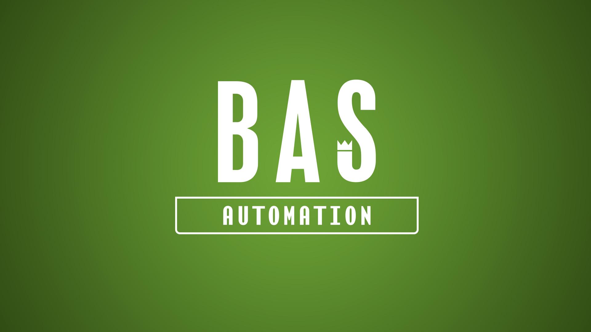 BAS Automation