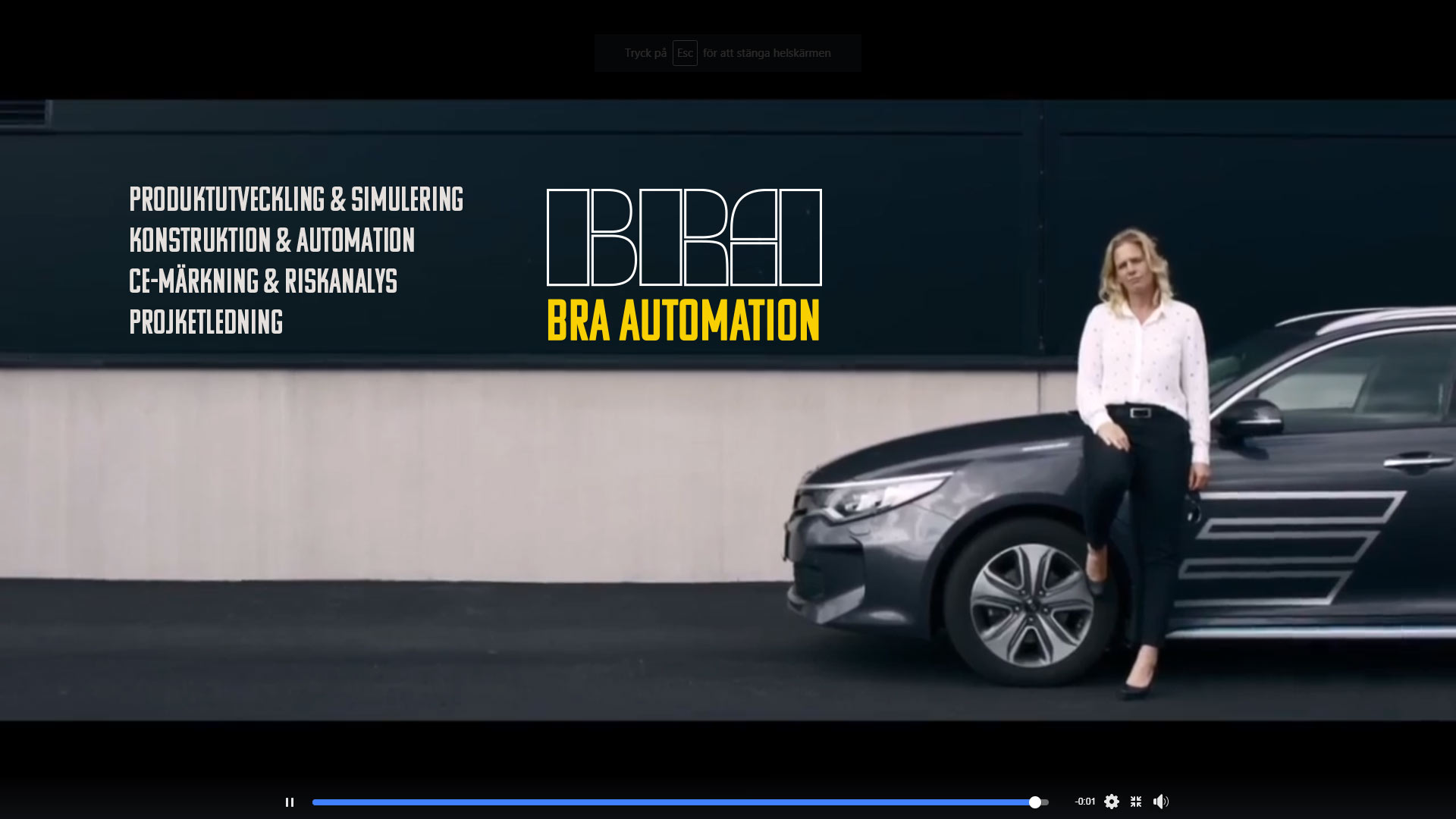 BRA Automation film
