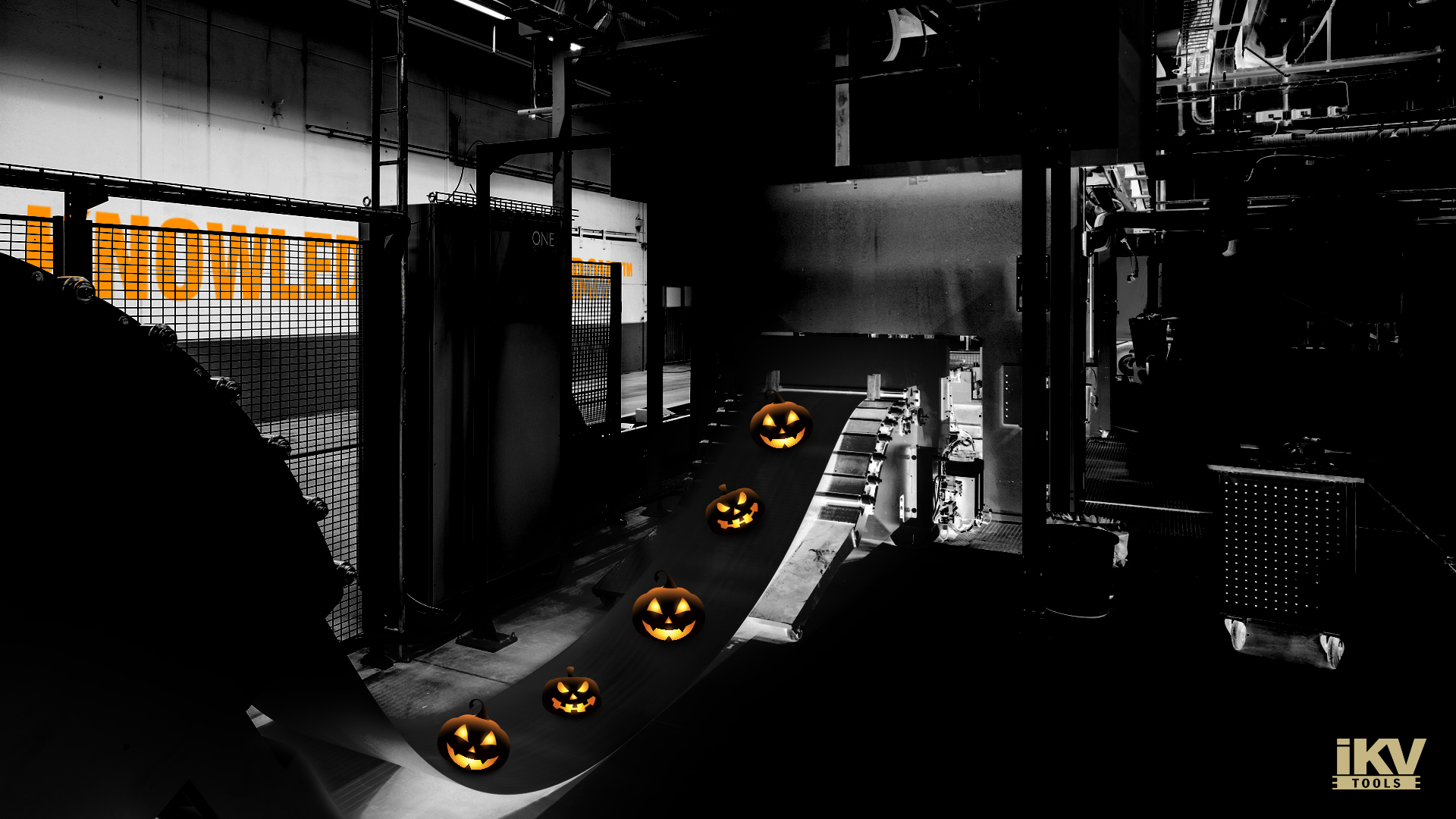 IKV TOOLS  Halloween 2019