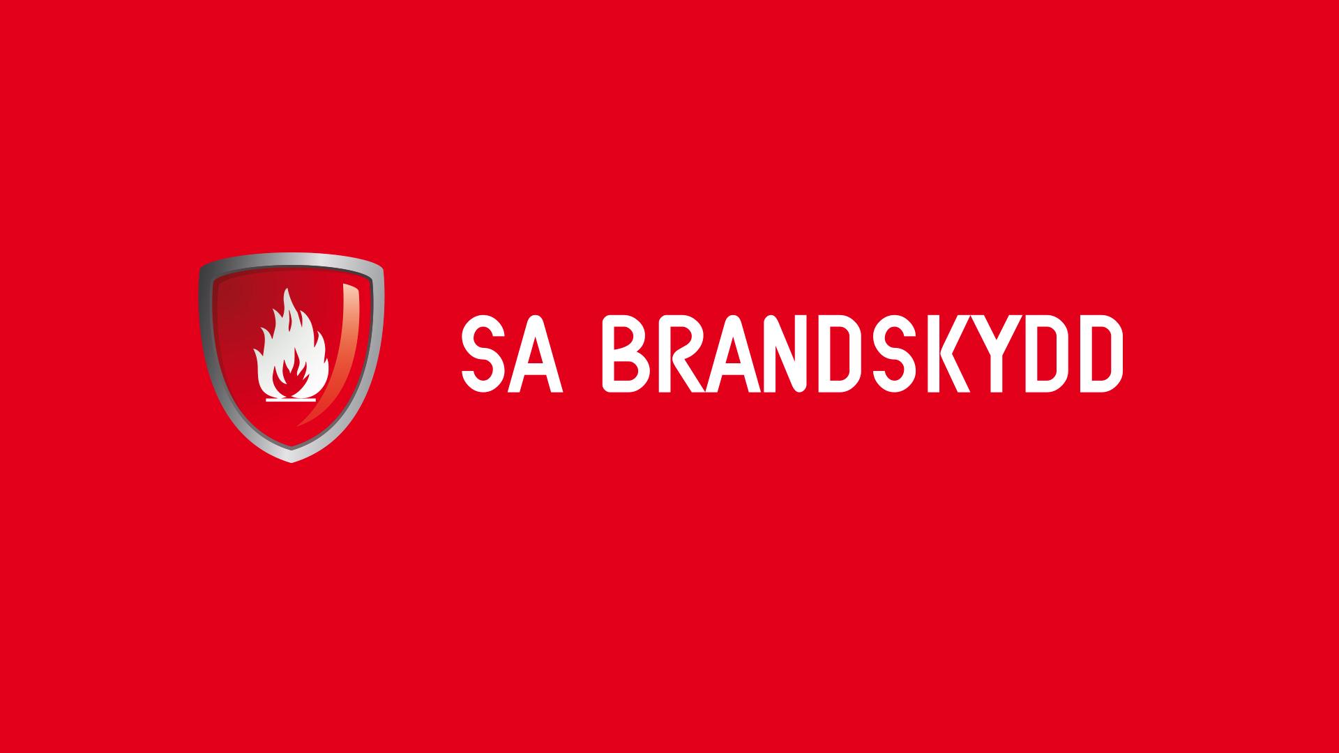 SA Brandskydd logotyp
